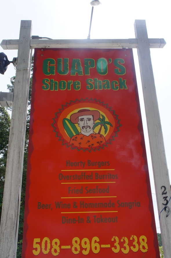 El Guapo's: Favorite Lunch Spot. Delicious Fish Tacos.