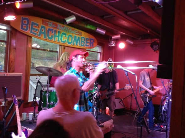 Sunday Night Locals Night at the Beachcomber
